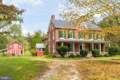 Baltimore County Single Family Home Under Contract: 1320 Paper Mill Road