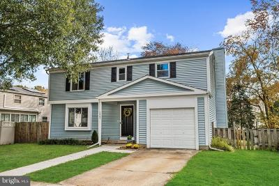 Anne Arundel County Single Family Home For Sale: 1467 Gesna Drive
