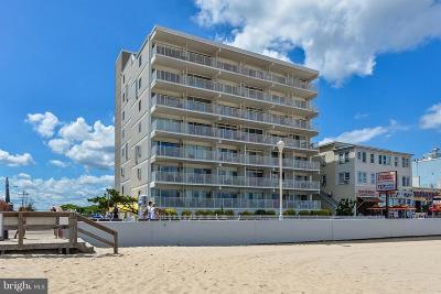 Ocean City Condo For Sale: 401 Atlantic Avenue #106