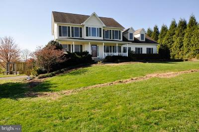 Middletown Single Family Home For Sale: 6802 Hunt Valley Court