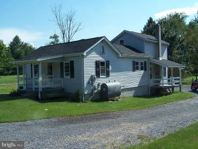 Hedgesville Single Family Home For Sale: 9267 Hedgesville Road