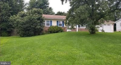Chambersburg Single Family Home For Sale: 954 Siloam Road