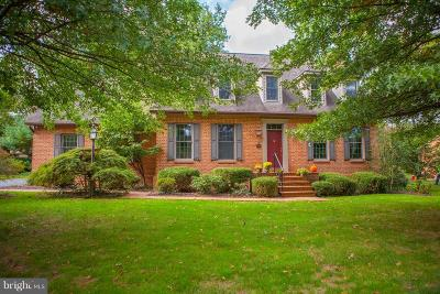 Hagerstown Single Family Home For Sale: 13026 Woodburn Drive