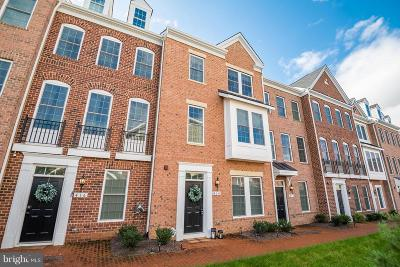 Leesburg Townhouse For Sale: 414 Haupt Square SE
