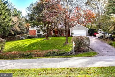 Silver Spring Single Family Home For Sale: 15705 Tierra Drive