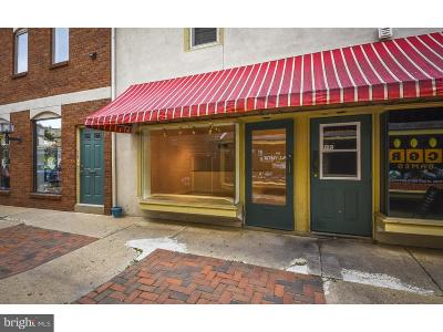 Bucks County Commercial For Sale: 52 E State Street #C