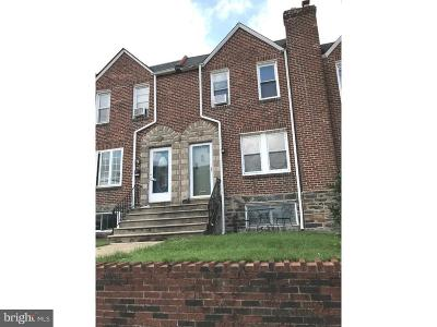 Roxborough Townhouse For Sale: 5943 Jannette Street