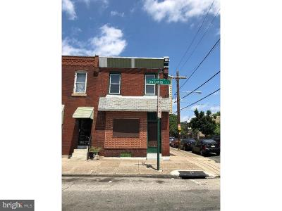 Philadelphia Multi Family Home For Sale: 2061 E Ontario Street