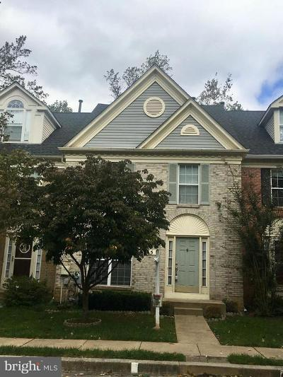 Lutherville Timonium Townhouse For Sale: 5 Farnham Way