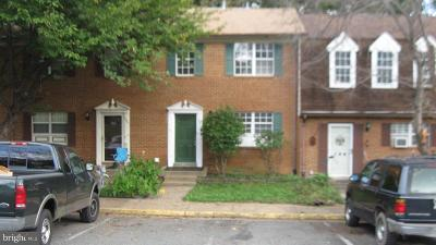 Fredericksburg Townhouse For Sale: 125 Kings Mill Drive