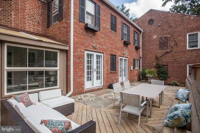 Single Family Home For Sale: 5015 V Street NW