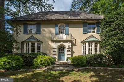 Washington Single Family Home For Sale: 4347 Forest Lane NW