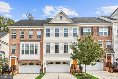Laurel Townhouse For Sale: 9917 Veiled Dawn