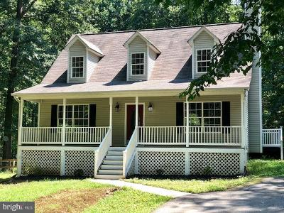 Spotsylvania Single Family Home For Sale: 6811 Tupelo Drive