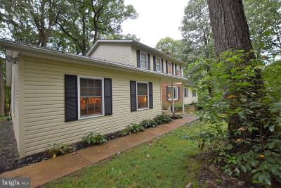 Single Family Home For Sale: 4227 Back Woods Road