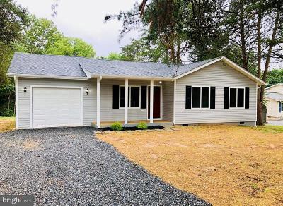Spotsylvania Single Family Home For Sale: 11412 Wheeler Road