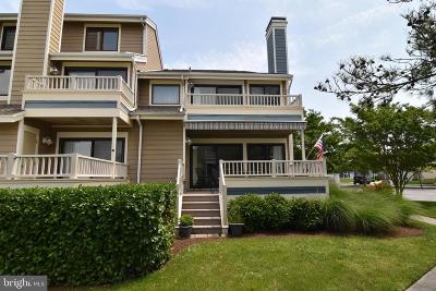 Ocean City Townhouse For Sale: 224-1 N North Heron Drive N #224-1 SA