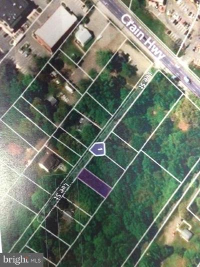 Anne Arundel County Residential Lots & Land For Sale: 2486 Lee Street