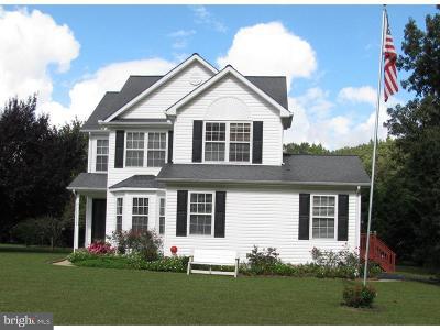 Harrington Single Family Home For Sale: 255 Foxglove Drive