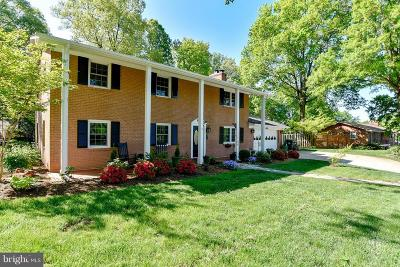 Lorton Single Family Home For Sale: 8015 Apollo Street