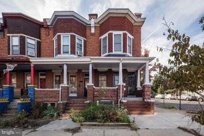 Baltimore Multi Family Home For Sale: 2648 Guilford Avenue