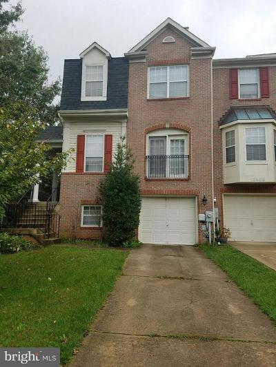 Bowie MD Townhouse For Sale: $339,900