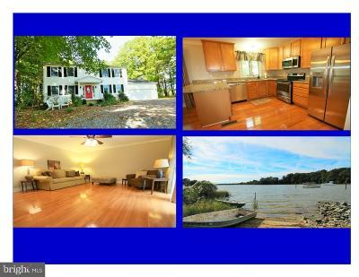 Stevensville, Chester Single Family Home For Sale: 102 Brown Road