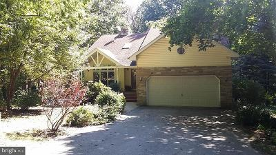 Westminster Single Family Home For Sale: 3811 Old Hanover Road