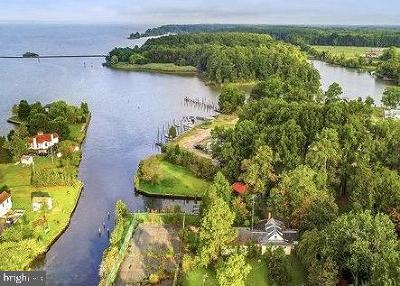 Cobb Island Single Family Home For Sale: 16045 Hawks Nest Place