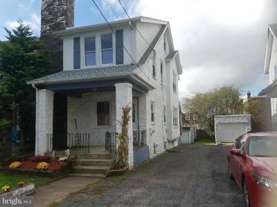 Upper Darby Single Family Home For Sale: 7866 Beverly Boulevard