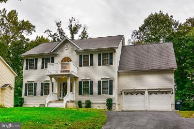 Stafford VA Single Family Home For Sale: $459,000
