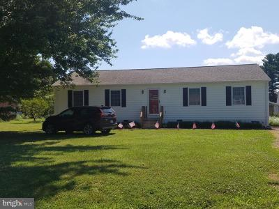 Colonial Beach Single Family Home For Sale: 99 Short Street