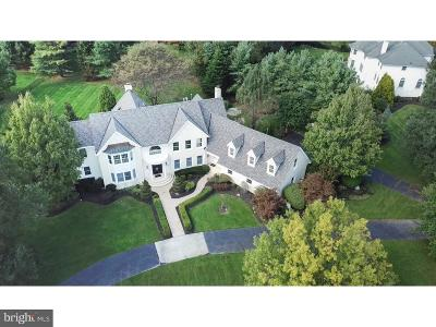 Moorestown Single Family Home For Sale: 715 Brandywine Drive