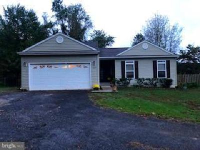 Front Royal Single Family Home For Sale: 102 Howellsville Road
