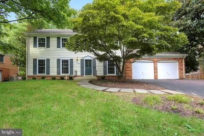 Potomac Single Family Home For Sale: 10105 Logan Drive