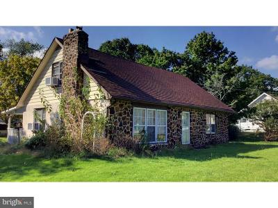 Millville Single Family Home For Sale: 226 Burns Road