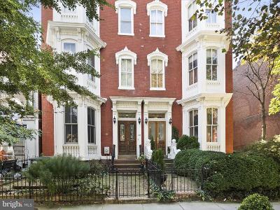 Washington DC Townhouse For Sale: $2,200,000