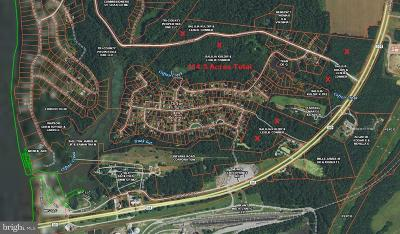 Charles County, Calvert County, Saint Marys County Residential Lots & Land For Sale: Cliffton Drive