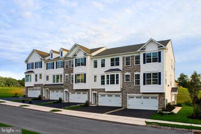 Collegeville Townhouse For Sale: 001 Woodwinds Drive