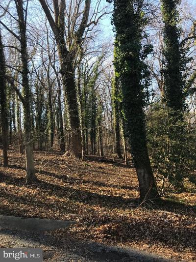 Accokeek Residential Lots & Land For Sale: 15005 Wannas Drive
