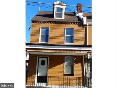 Philadelphia Single Family Home For Sale: 4621 Lesher Street