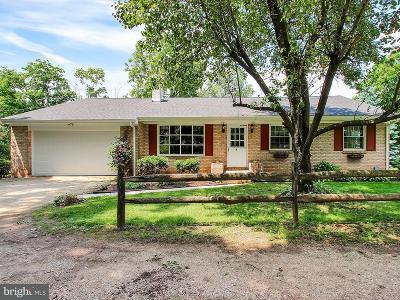 Gettysburg Single Family Home For Sale: 5 1/2 W Hanover Street