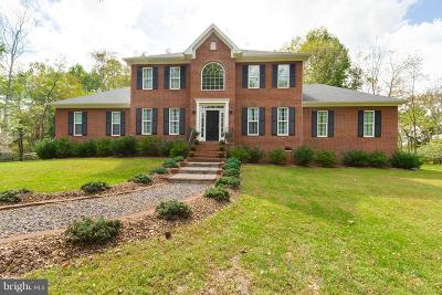 Culpeper County Single Family Home For Sale: 17400 Ryland Chapel Road