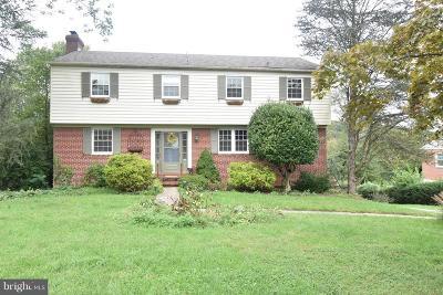 Baltimore Single Family Home For Sale: 1106 Ryegate Road