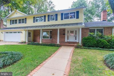 Fairfax Single Family Home For Sale: 4120 Lenox Drive