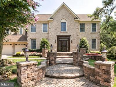 Voorhees Single Family Home For Sale: 93 Forrest Hills Drive