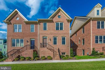 Frederick Townhouse For Sale: 3425 Urbana Pike