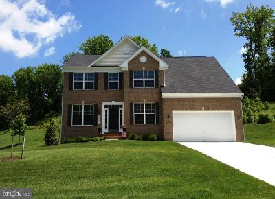 Accokeek Single Family Home For Sale: Dale Lane