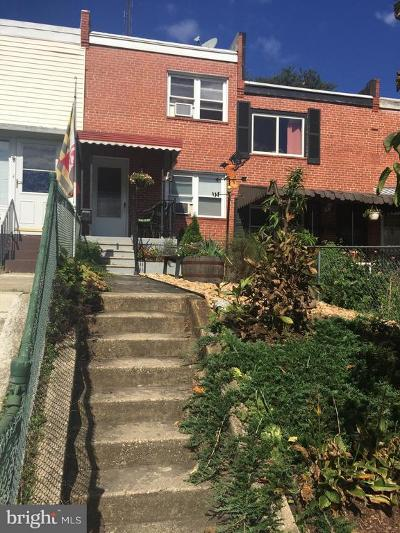 Woodberry Townhouse For Sale: 2030 Girard Avenue