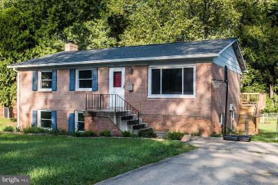 Woodbridge Single Family Home For Sale: 13616 Kerrydale Road